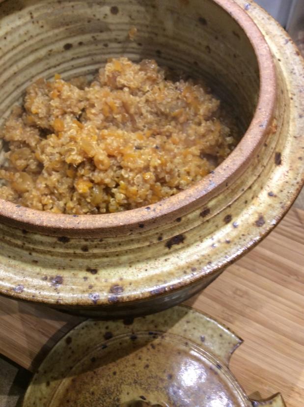 Quinoa Butternut Squash