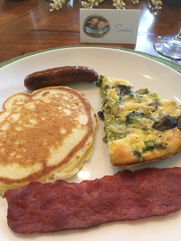 Overnight Yeast Pancakes